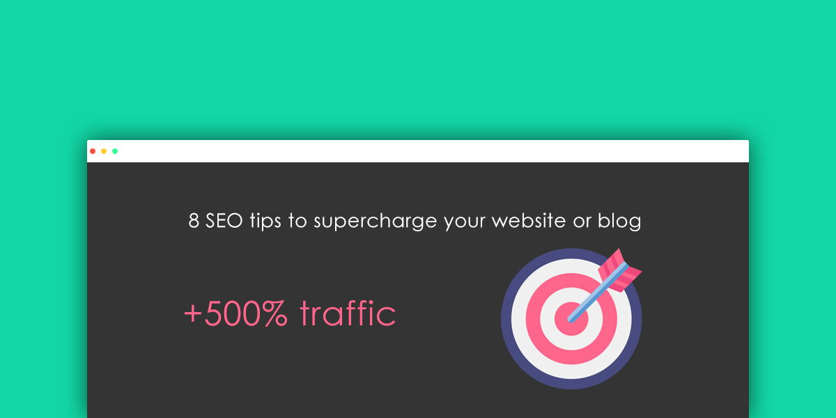 8 SEO tips to super charge your blog or website with plugins